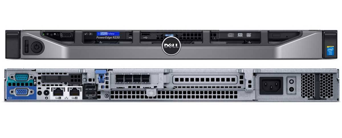 DELL PowerEdge R230