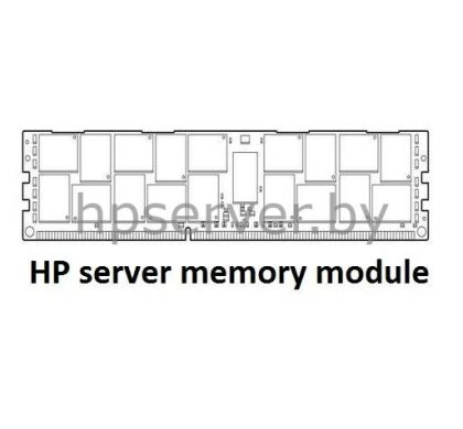862974-B21 Модуль памяти HPE 8GB (1 x 8GB) Single Rank x8 DDR4-2400 CAS-17-17-17 Unbuffered Standard Memory Kit 869537-001
