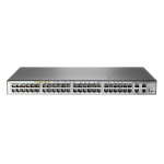 Коммутатор HPE OfficeConnect 1850 48G 4XGT PoE+ 370W Switch JL173A
